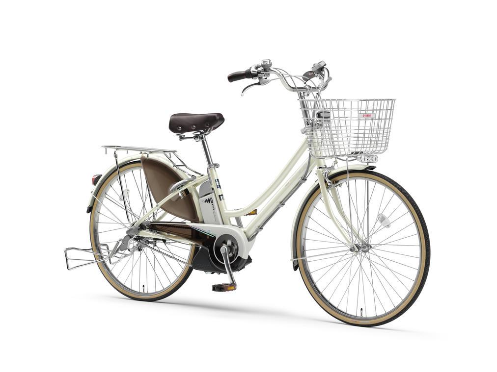 ヤマハ電動自転車「PAS CITY-Mリチウム」