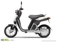 電動バイク「EC-03」