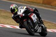 全日本ロードレース選手権JSB1000 中須賀克行選手