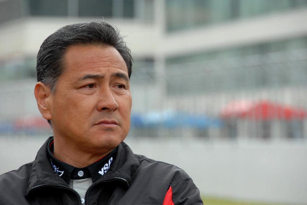 元WGPロードレースライダーの平忠彦さん
