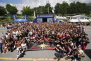 DragStarMeeting長野会場での集合写真