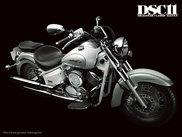 レンタルバイクの「ドラッグスタークラシック1100」