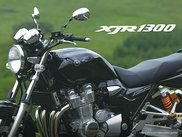レンタルバイクの「XJR1300」