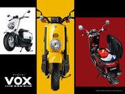 ヤマハスクーター「VOX」