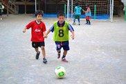 平成25年度活用事例(サッカーボール)