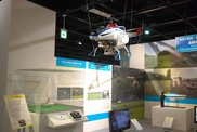 農業や観測・調査に活躍する産業用無人ヘリコプターなど
