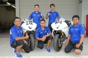 Yamaha Racing Indonesia A チーム