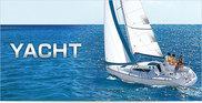ヨットで夏の風を満喫!!
