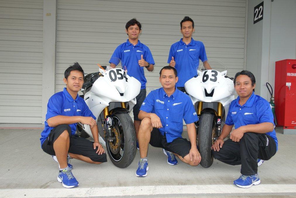 Yamaha Racing Indonesia B チーム