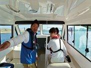 ボート免許 学科体験