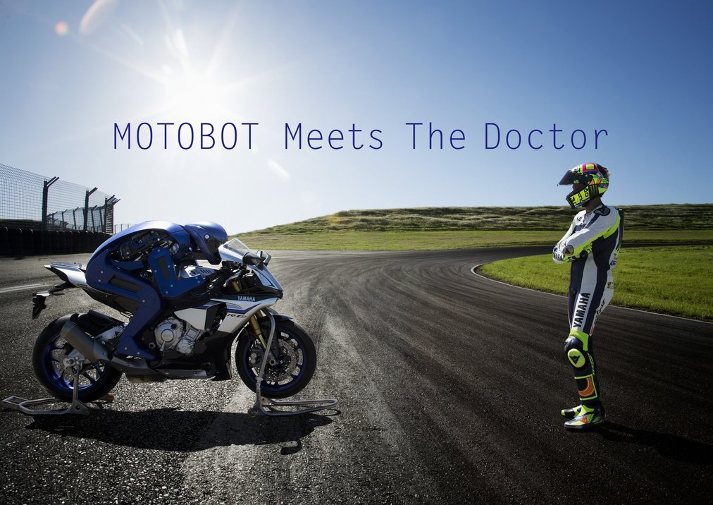 MOTOBOT meets The Doctor