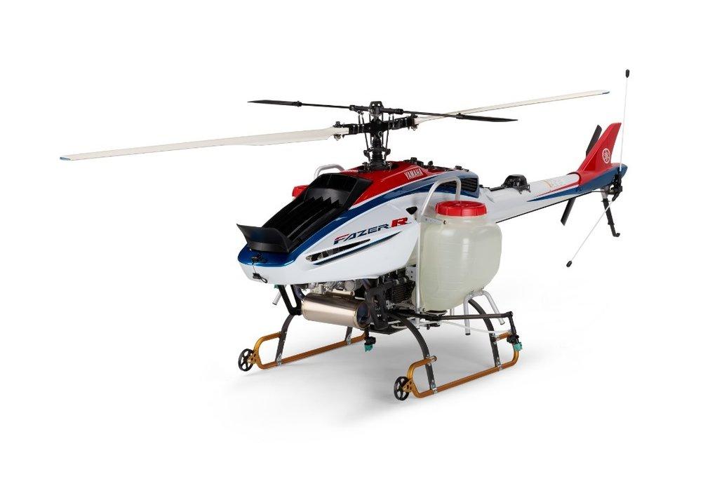 産業用無人ヘリ「FAZER R」
