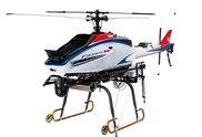 自動航行型無人ヘリ「FAZER R G2」