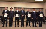 「日本式ものづくり学校」認定式