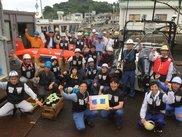 無人の海底探査レースに挑戦中のTeam KURISHIO