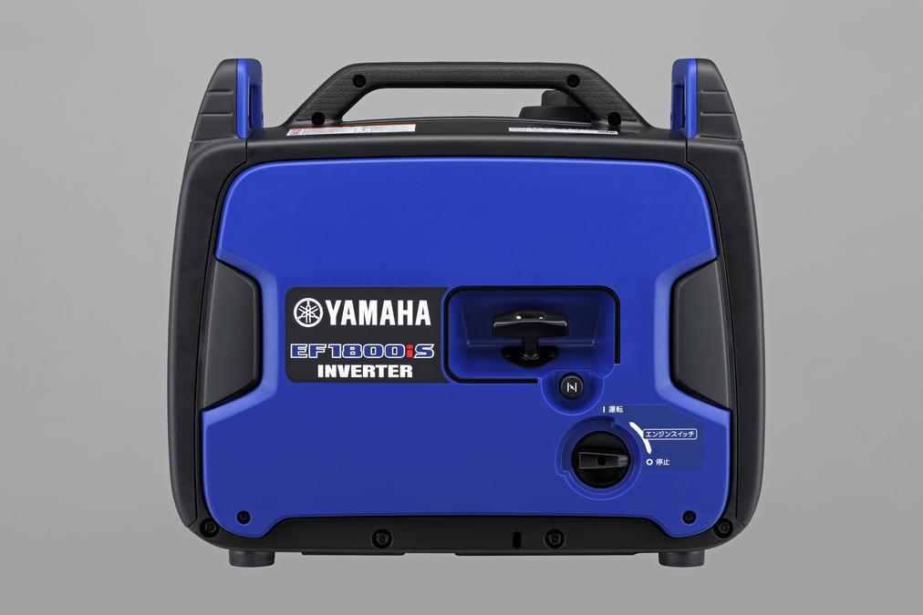 ヤマハインバータ発電機 「EF1800iS」
