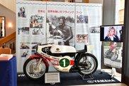 ヤーノ・サーリネンの当時のマシン(レプリカ)TD-3