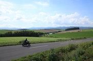 北海道ツーリングイメージ