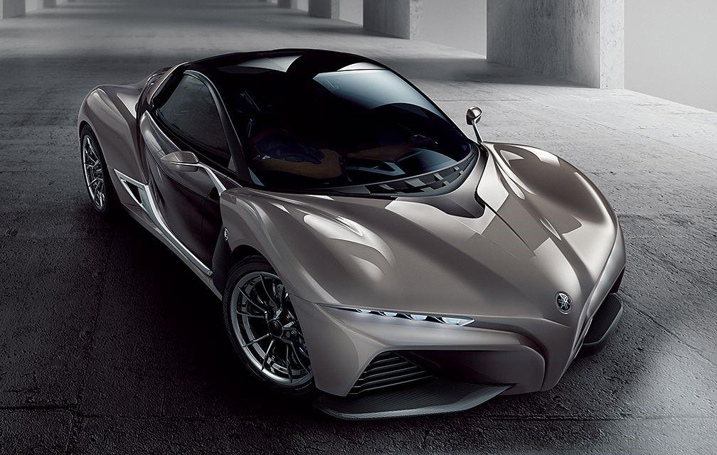 ヤマハ発動機のデザインコンセプトカー「スポーツライド コンセプト」が「日本カーデザイン大賞2015 2016