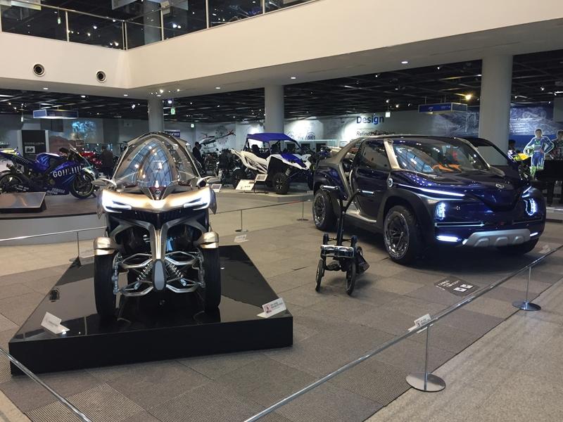 東京モーターショー 参考出展車