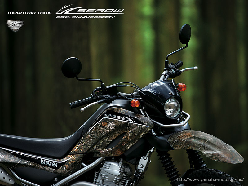 「SEROW250」25th Anniversary Special