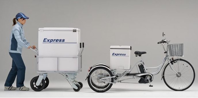 Yamaha Pas Gear Cargo | Electric Bike Forums - Q&A, Help, Reviews and  Maintenance